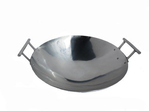 WOK из нержавеющей стали ( D = 56 см)