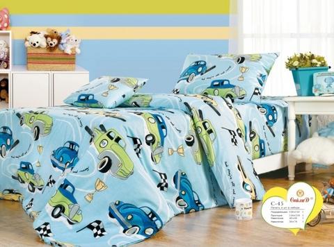Детское постельное белье Сайлид С-45
