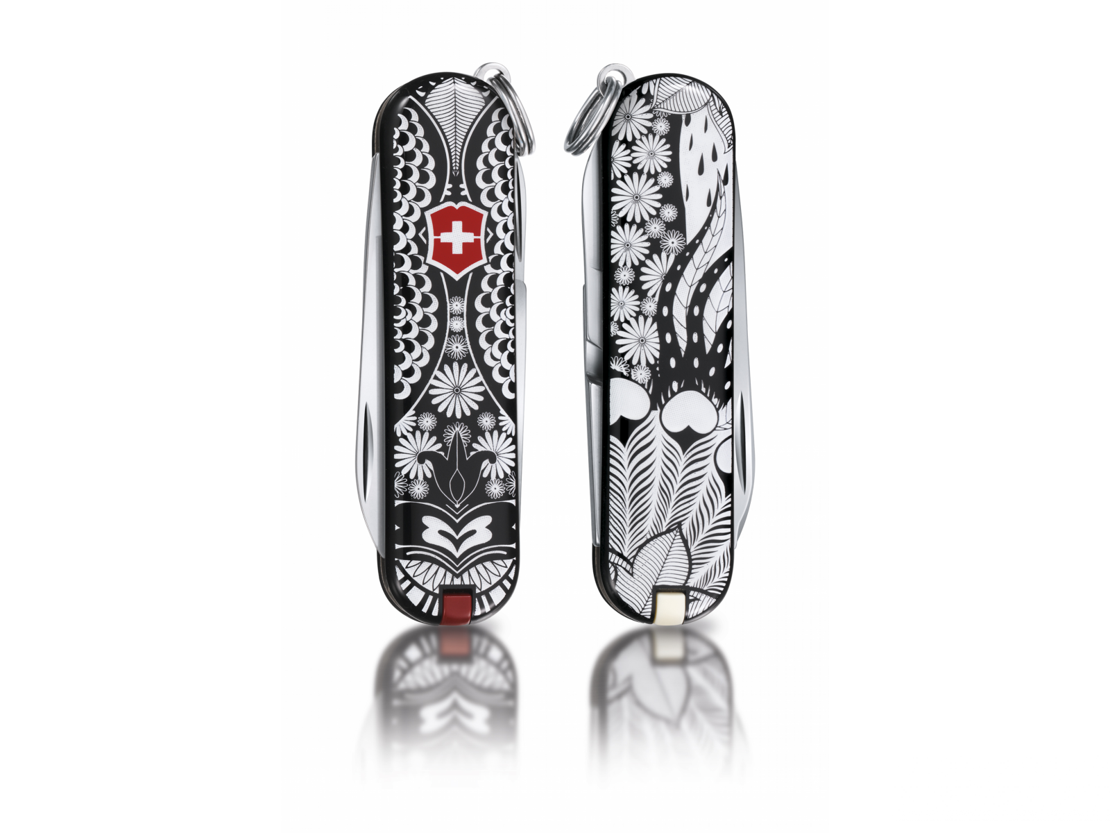 """Classic """"White Shadow"""", limited edition 2012 Victorinox (0.6223.L1204)"""