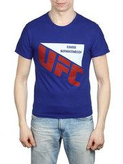 0079-2 футболка мужская, темно-синяя