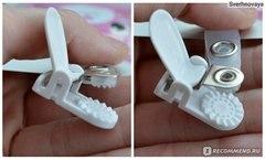 ВирусСтопер для детей -бейдж на прищепке (мишка) Air Doctor
