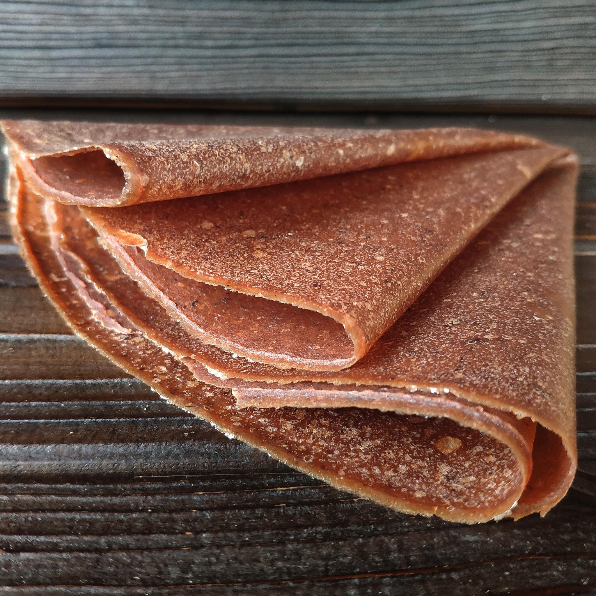 Фотография Пастила листовая, абрикос (1 лист) / 70-80 гр купить в магазине Афлора