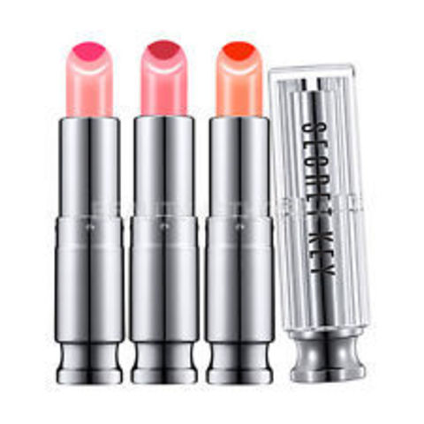 SECRET KEY Lip Двойной тинт-блеск Sweet Glam Two Tone Glow Juicy Orange