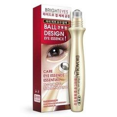 Bioaqua Ball Design Eye Essence Сыворотка-ролик для век, 15 мл