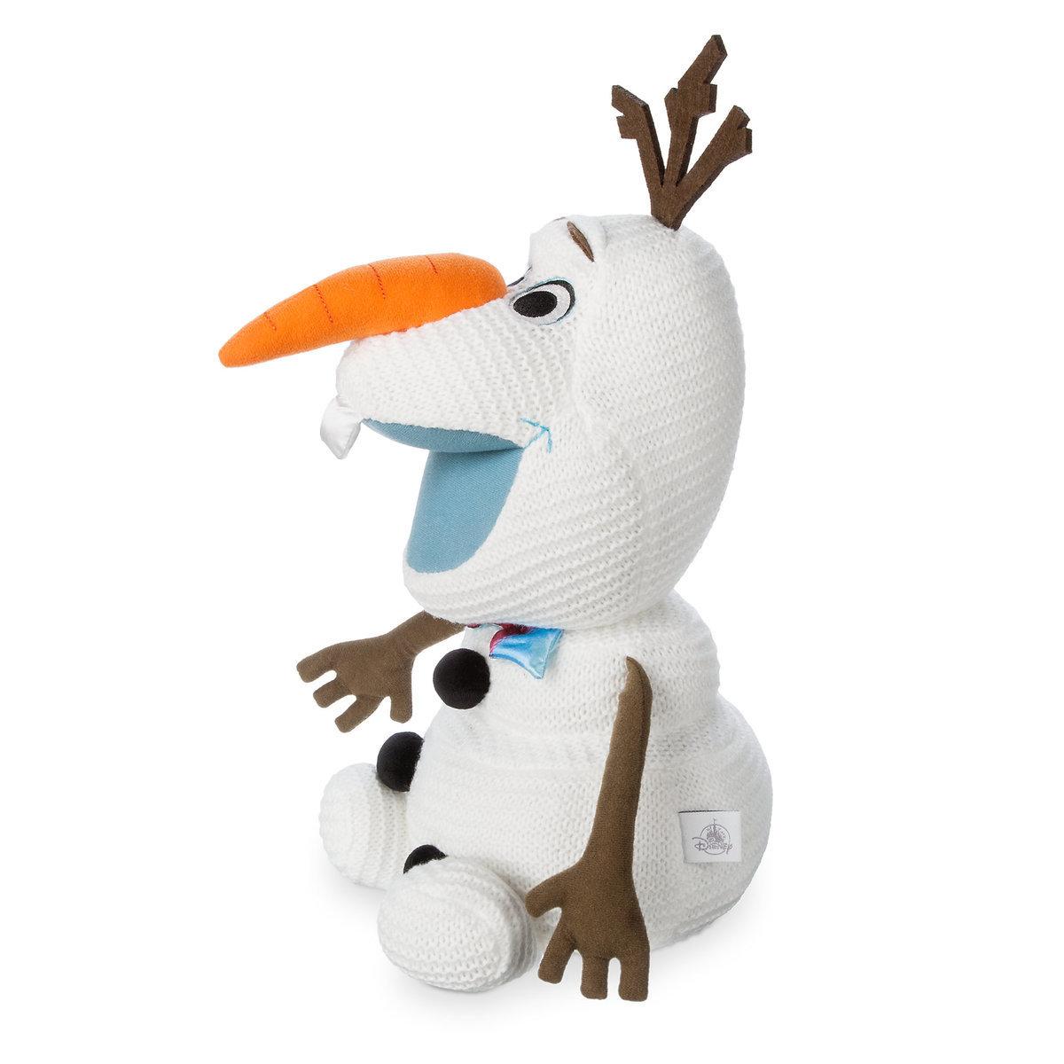 Мягкая игрушка «Олаф» Дисней - 40 см