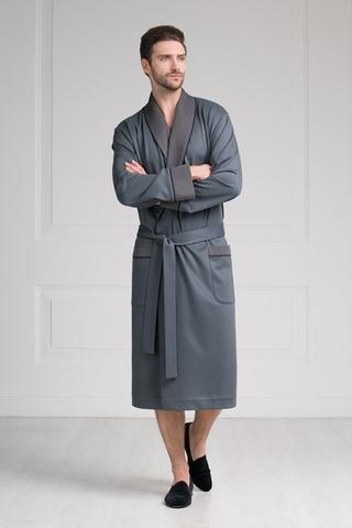 Мужской облегченный халат 30276  Laete Турция