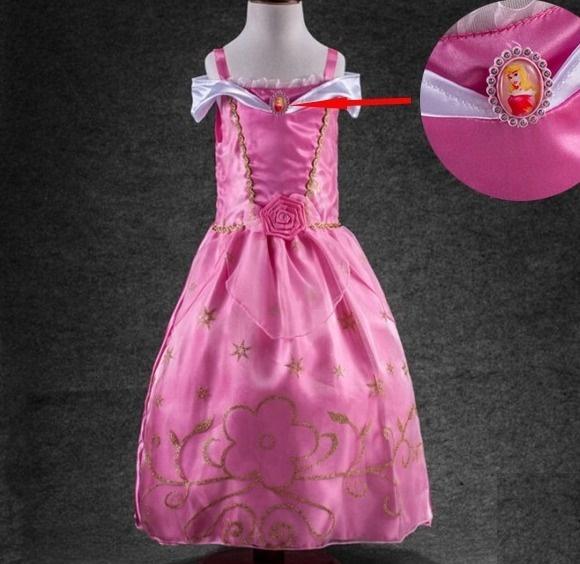 Платье Принцесса Диснея Аврора