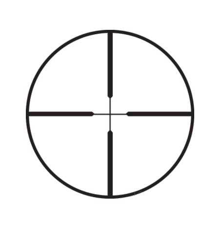 ПРИЦЕЛ LEUPOLD VX-3I 2.5-8X36, БЕЗ ПОДСВЕТКИ, DUPLEX, 26ММ, МАТОВЫЙ, 323Г