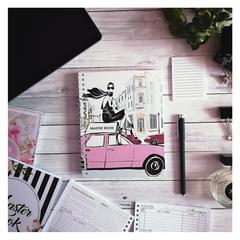 Планер на пружине «Fashion Город» MasterBook