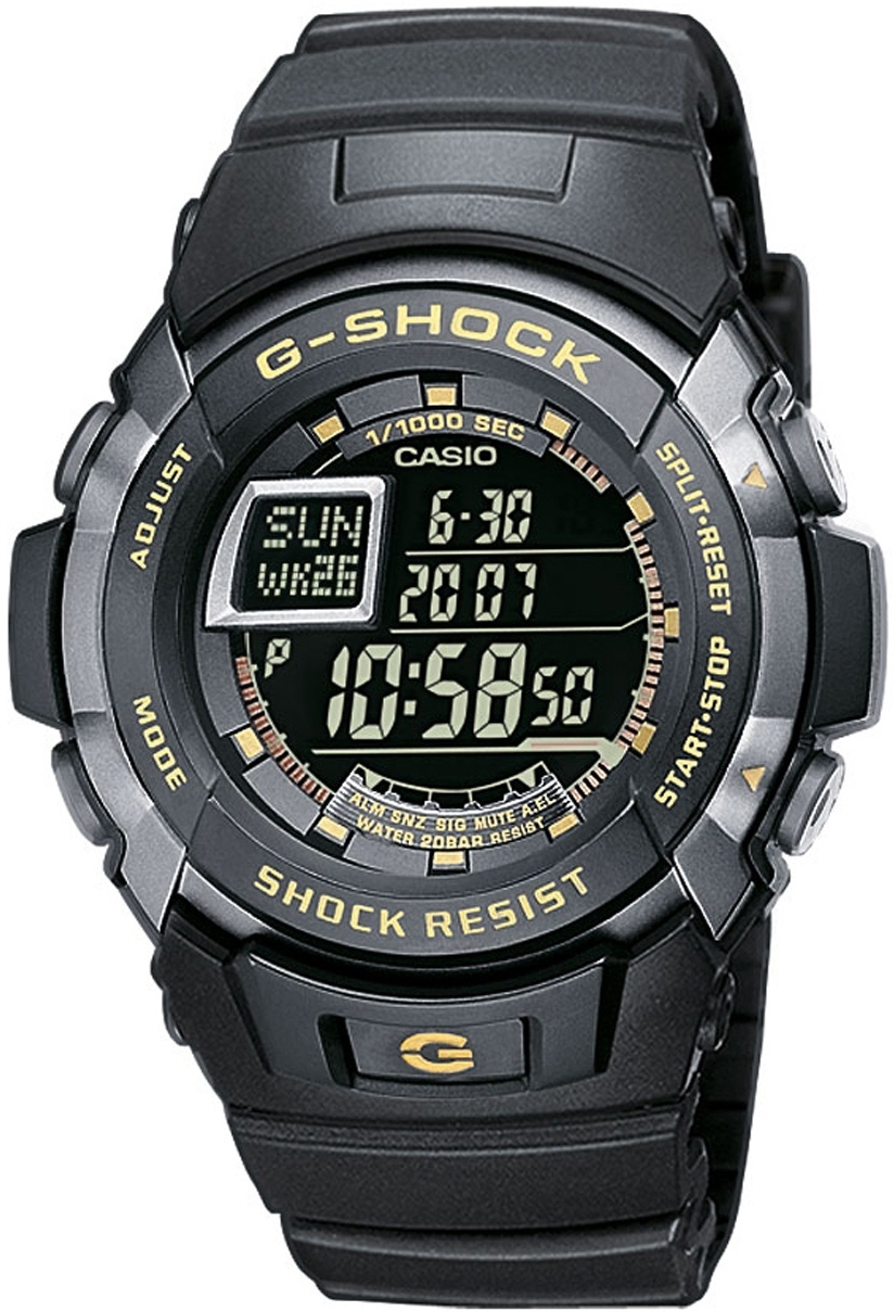 Casio G-SHOCK G-7710-1E / G-7710-1ER - оригинальные наручные часы