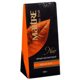 чай Мэтр African Wind черный, артикул бай004, производитель - МЭТР
