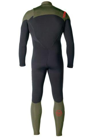Мужской гидрокостюм Mens 4/3mm Infiniti TDC X2 Fullsuit