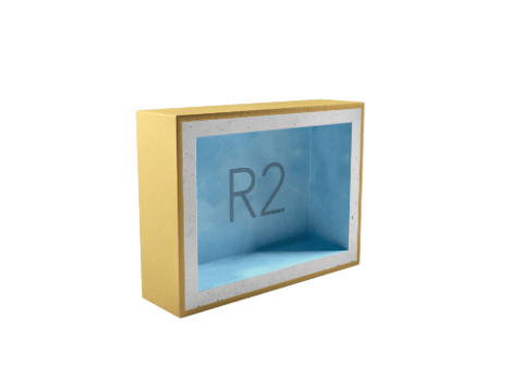 Подрозетник AcousticGyps Box R2