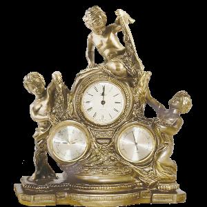 Часы настольные Путти Метео