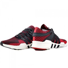 Мужские Adidas Equipment Support ADV Primeknit Red/Black