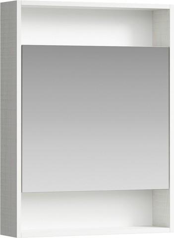 Сити Шкаф-зеркало 60 см, цвет дуб канадский, SIT0406DK