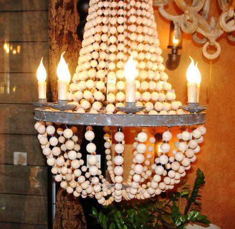 vintage chandelier 50-50 ( by Funky Vintage )
