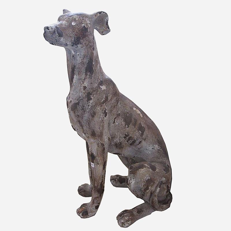 Статуэтки Статуэтка Decor Собака сидящая 86518AW statuetka-decor-sobaka-sidyaschaya-86518aw-kitay.JPG