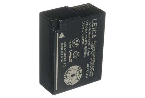 Аккумулятор Leica BP-DC 12 для V-LUX, V-LUX4, Leica Q