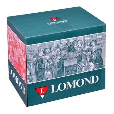 Самоклеящаяся универсальная бумага Lomond для этикеток, A4 (210 x 297 мм), 70 г/м2, 1650 листов (2100005ТЕХ)