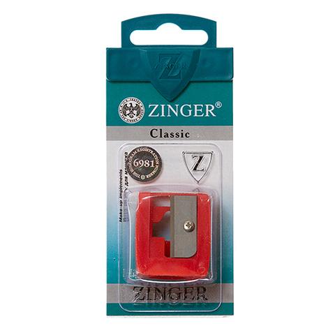 Зинг Точилка SH- 15 квадратная одинарная для толстого карандаша