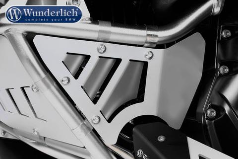 Защита двигателя BMW R1200GS/GSA серебро