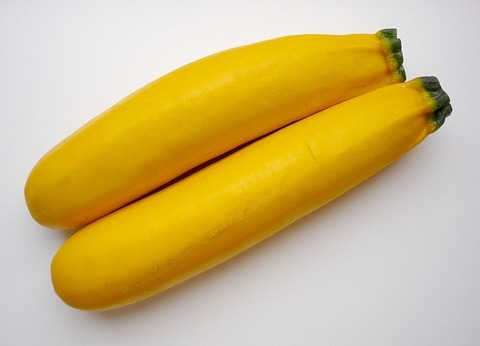Кабачки Жёлтые
