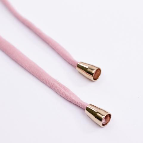 Комплект пластиковых наконечников для тканевой утяжки N5 (золото)