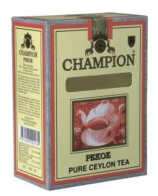 Чёрный чай Champion Pekoe, 250 г