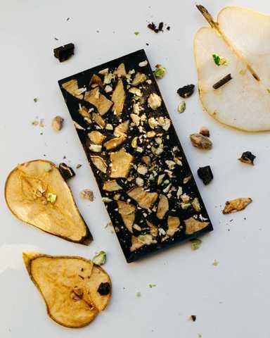 Шоколад веганский в ассортименте, 50 гр