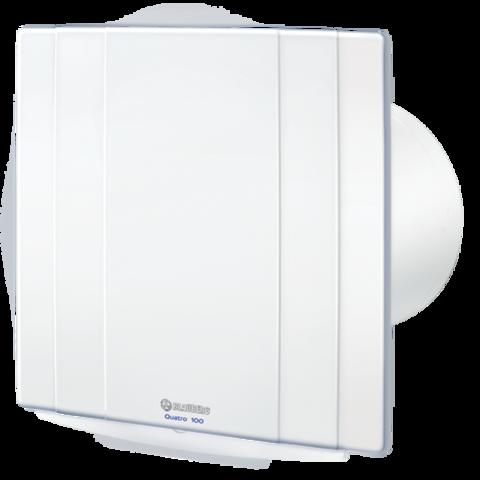 Blauberg Quatro 100 H Накладной вентилятор с таймером и датчиком влажности