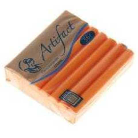 Пластика Artifact (Артефакт) брус 56 гр. классический апельсиновый