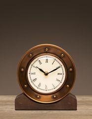 Часы настольные Restoration Hardware Алейн средние