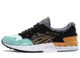Кроссовки Мужские Asics GEL LYTE V Mint Black Orange White
