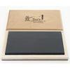 Черный арканзас 15 x 7,5 x 1 см