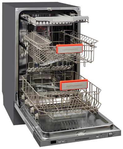 Посудомоечная машина шириной 45 см Kuppersberg GS 4533