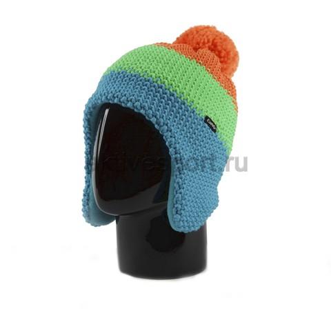 шапка-ушанка Eisbar star ear pompon