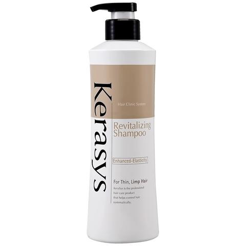 KeraSys Шампунь для волос Оздоравливающий Revitalizing Shampoo, 400 мл