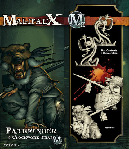 Pathfinder and Clockwork Traps