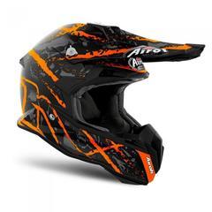 Terminator Carnage / Черно-оранжевый