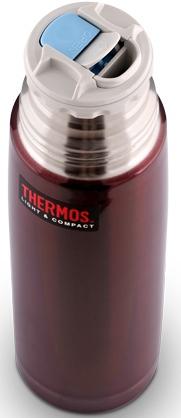 Термос Thermos FBB 500BC Midnight Brown (0,5 литра), коричневый*