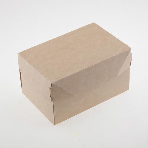 Коробка упаковочная крафт без окошка
