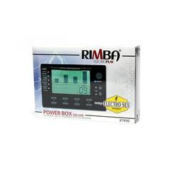 Rimba - Электросекс 4 канала с ЖК дисплеем. 4 CHANEL Electro Power Box Set With LCD Display