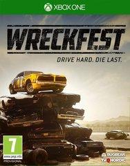 Xbox One Wreckfest (русская версия)