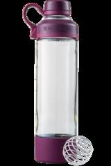 Mantra™ BlenderBottle - стеклянная бутылка для воды / шейкер
