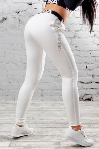 Женские брюки Nebbia Boyfriend 655 cream