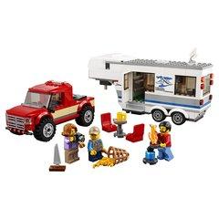 Конструктор LEGO Дом на колесах City Great Vehicles (60182)