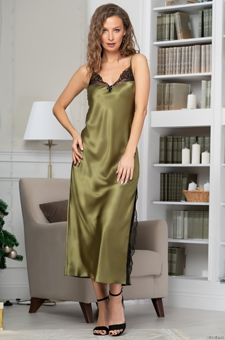 Длинная сорочка женская MIA-Amore OLIVIA ОЛИВИЯ 3648