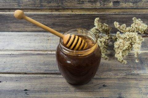 Мед гречишный, Башкирия, 1 кг