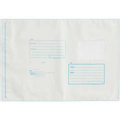 Пакет Почтовый из 3-х сл.п/э 280х380 стрип Фин 450шт/уп